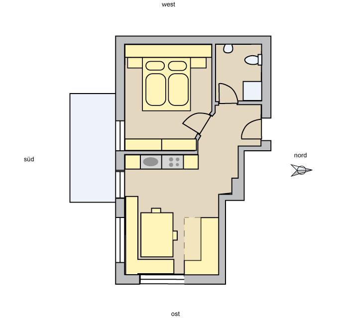 weissburgunder 1 - Appartamento Weissburgunder